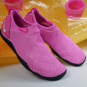 Nike Youth Aqua Sock 360 Pink Water Shoe